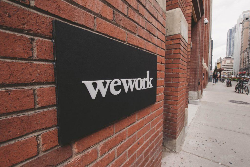 WeWork Company Logo
